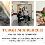 Nixx does Tough Mudder!