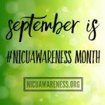September is NICU Awareness month