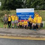 Over £22,000 raised by Craig Wallbridge and team from 90 mile walk and Fun Day!
