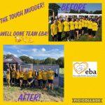 Well done Team EBA at The Tough Mudder!