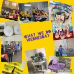 What we do Wednesday!  End of September and NICU Awareness Month