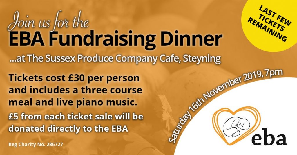 Sussex Produce Company Charity of the Month – Fundraising Dinner