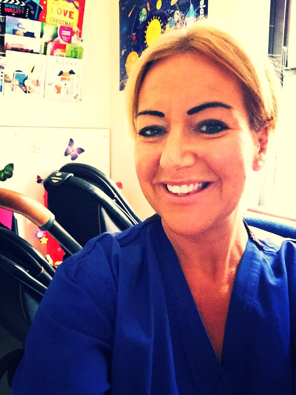 Dawn Fish - Committee Member, Neonatal Nurse and Staff Representative for PRH SCBU