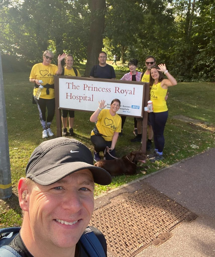 Walk the Distance fundraisers