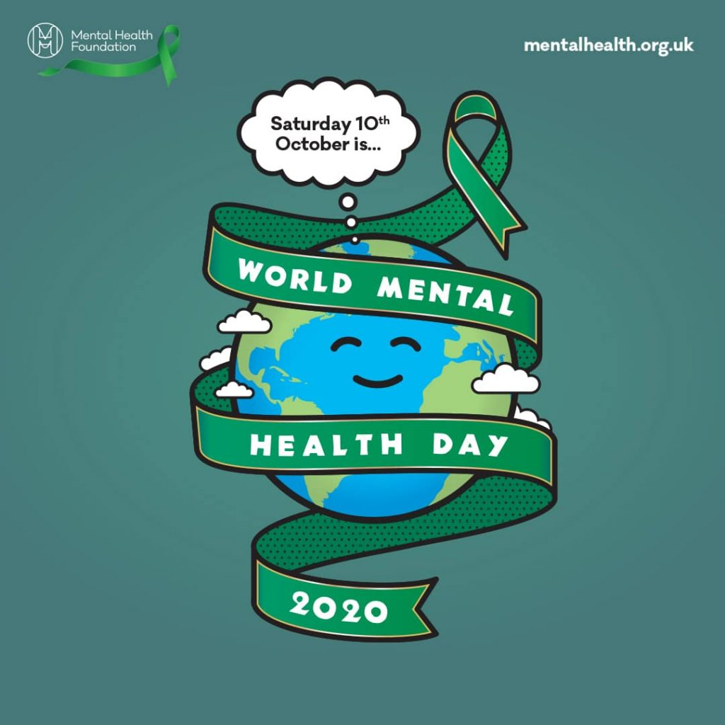 World Mental Health Day and the impact of having a baby on a Neonatal Unit on mental health.