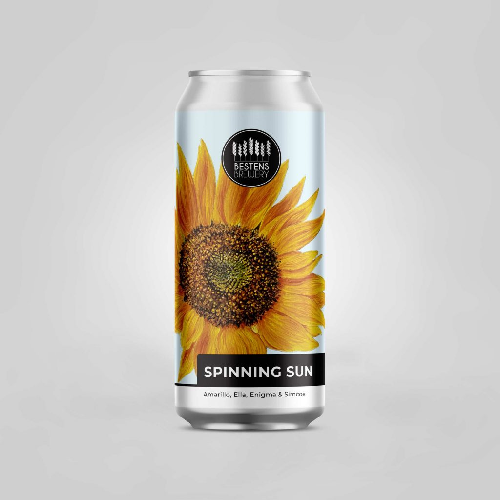 Spinning Sun Beer is now available to order online!