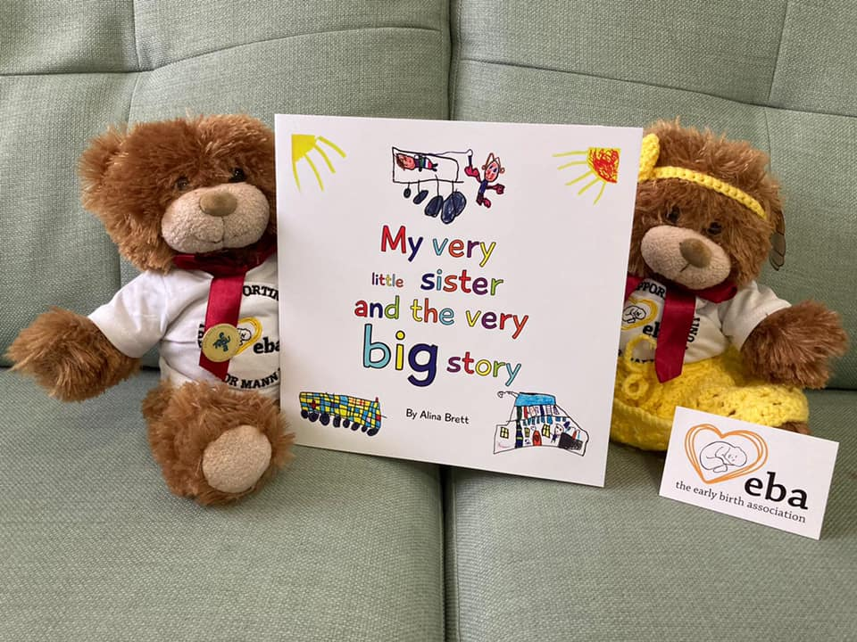 Funds raised from book for siblings have funded vCreate for a month and a half!