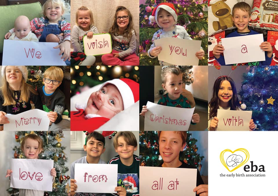Happy Christmas from The EBA Committee