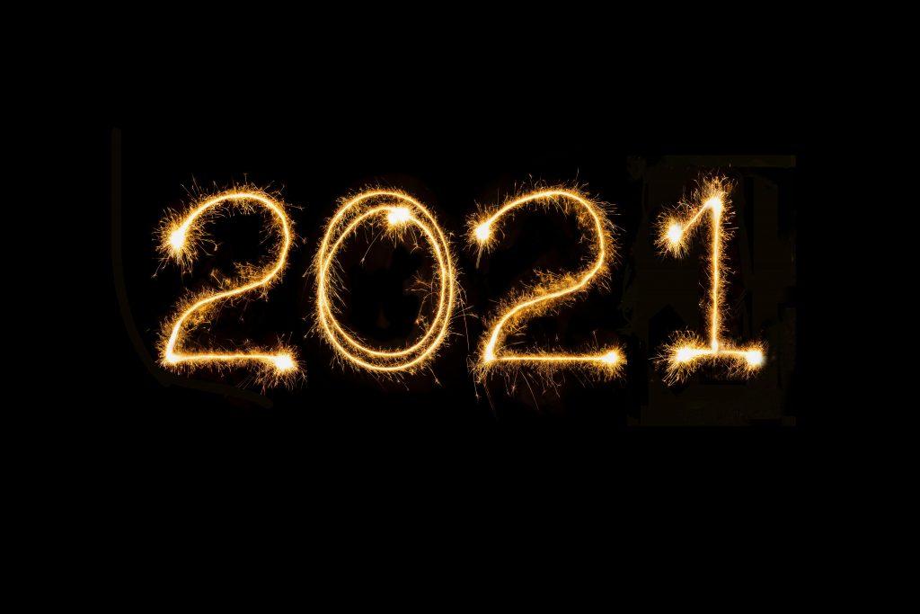 Happy New Year – 2021!