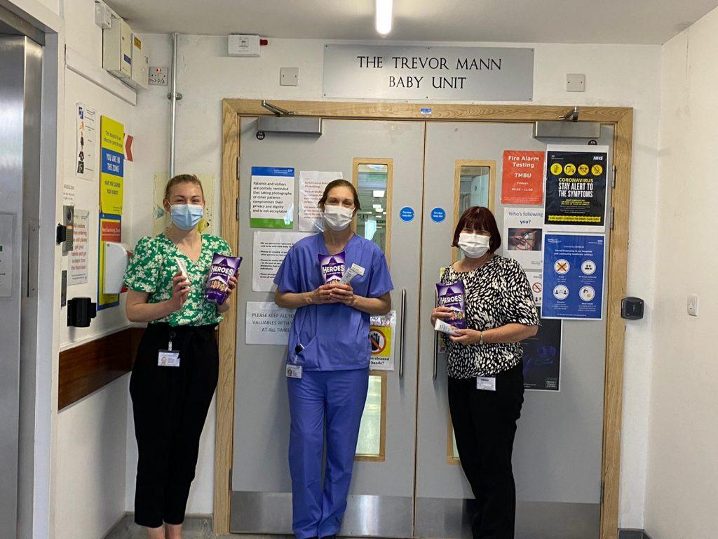 Treats for the Nurses