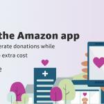 Amazon Smile shopping app